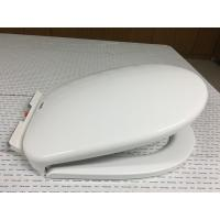 V type slow drop toilet seat cover plate plastic round head cover plate to stamp on the wholesale