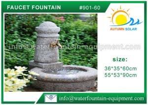 Stone Faucet Cast Stone Garden Fountains Granite Sink For