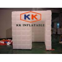 New Design Bespoke Inflatable Tent / Inflatable Cube Tent For Advertising Events KKT-G19
