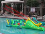 China Inflatable Water Obstacles  Inflatable Water Park wholesale