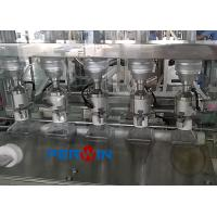 China Blood Serum Liquid Filling And Capping Machine Aseptic TUV Certification on sale