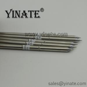China Silver Copper T12-B, T12-B2, T12-B3, T12-B4, T12-BL Soldering Tips for FX951/FX952 Soldering Rework Station T12-B Series on sale