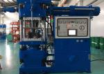 Auto Parts Factory Used Rubber Injection Machine 250 Ton Clamp Force Screw Feeding