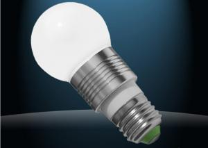 China 2014 new design 3W led bulb E27 base high quality lower price on sale