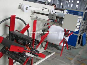 China PE - RT Small Hose Single Screw Extruder / Extrusion Plastic Machine 6mm-20mm on sale