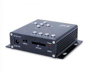 China 4 Channel audio Vehicle Video HDD Wi-Fi Mobile DVR Recorder with RS232 connector on sale