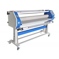 China Wide Format Laminator 130mm Diameter Roll To Roll Lamination Machine on sale