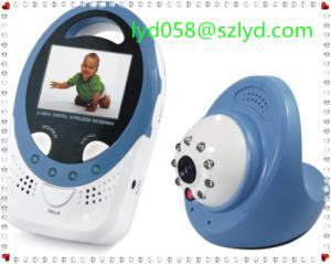 China Two Way Speak night vision Wireless Digital Baby Monitor on sale