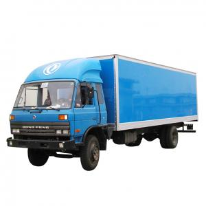 China FRP Dry Freight Truck Body For Logistics on sale