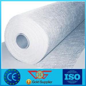 China tapis de fibre de verre de brin coupé par verre d'e on sale