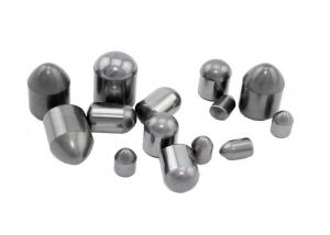China Rock Drilling / Digging Tungsten Carbide Pins , Custom Tungsten Carbide Products on sale