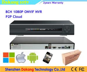 China 960P H.264 4 Channel Security DVR Video Recorders Hybrid Security on sale