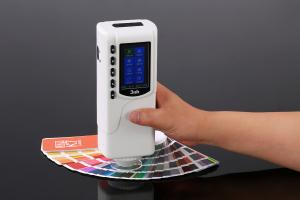 China 3nh NR60CP 8mm 4mm 8/d CIE lab factory supply cheap color equipment yellowness colorimeter on sale