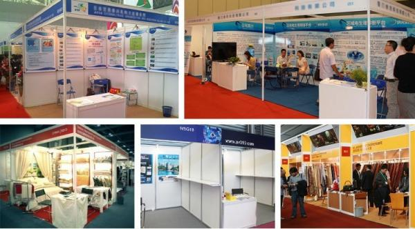 Custom Exhibition Stand Game : Xinmiaosystem good quality exhibition booth custom made