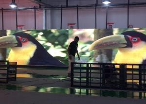 China 4mm Full Color Professional Led Displayscreen For Indoor Theatre / Hotel on sale