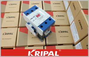 China Contactor de poder magnético anti de la descarga eléctrica de 9A~85A 3P para el color de la protección de circuito del motor DC/AC opcional on sale