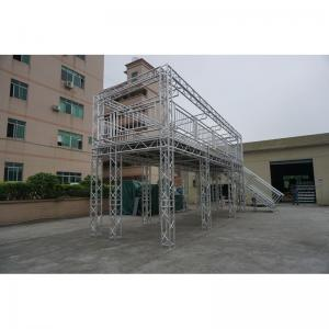 China mobile stage for sale	portable aluminum stage risers aluminum staging planks wedding stage decoration on sale