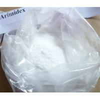 Bulking Cycle  Anti Estrogen Steroids Powders CAS 120511-73-1 99.8% Anastrozole Arimidex