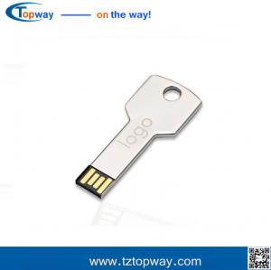 China keychain Logo custome 8gb 16gb 32gb 64gb 128gb car key shape usb flash drive on sale