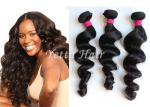 Natural Wave Real Brazilian Human Hair , Grade 8A Virgin Hair Without Chemical