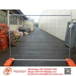 Professional manufacture Canada or Australia temporary fence high standard