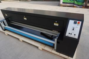 China Uniform Speed SR 1600 Dye Sublimation Roll To Roll Heater Color Fixation Unit on sale