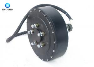 China Gearless 600rpm Electric Motorcycle Hub Motor for Electric Car / Tricycle on sale