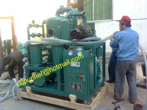 China 30-year Experience On Current Transformer Oil Purification Machine, Oil Filtration Plant on sale