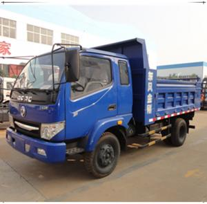 China dongfeng small dumper truck on sale