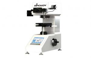 China Touch Screen Digital Micro Vickers Hardness Testing Machine for Metals on sale