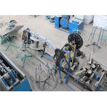 Fully Automatic Barbed Wire Machine , Double Twist Barb Wire Fencing Equipment