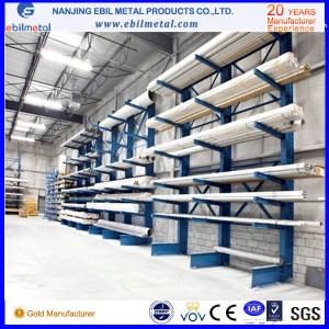 China High Quality Steel  Cantilever Racking for long, circular or irregular shape articles on sale