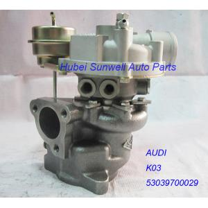 China Audi turbo K03 53039700029 / 53039880029 on sale
