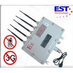 Wifi / Bluetooth / Wireless Video Cell Phone Signal Jammer CDMA , GSM , PHS , DCS , 3G