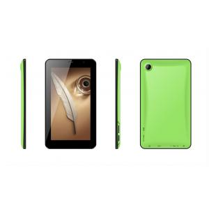 China 3G GPS Dual camera Slim 6.5 Inch Android Tablet Computers WIFI BlueTooth on sale