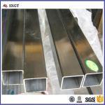 hot sales construction galvanized square ASTM Q195 steel tube making machine