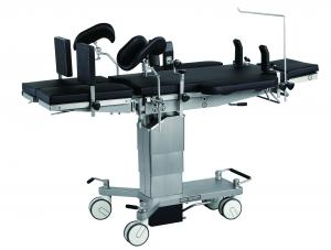 China FDA Approval Surgeries Operating Table Multi - Purpose Operation Bed 304 Stainless Steel on sale