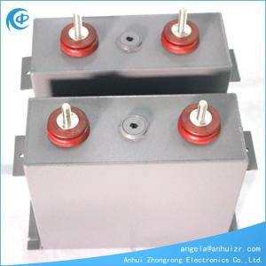 China Fast Charge and Discharge Capacitor 250uF 2000VDC For Demagnetization machine on sale