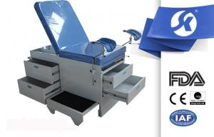 China A048 Medical Multifunctional Gynecological Examination Table / Hydraulic Obstetric Bed on sale