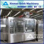 La serie de DCGF puede máquina de rellenar de la bebida para la soda/el gas/el refresco