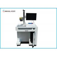 20w Wire Keyboard Metal Laser Marking Machine With EZCAD Software