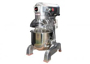 China 20L Planetary Egg Beater And Dough Kneader Food Process Machine Three Mixing Accessories Single Speed on sale