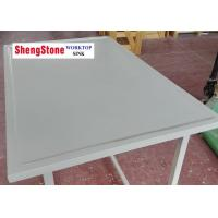 China Marine Edge Ceramic Worktops For School Lab Furniture , Chemicals Resistance on sale