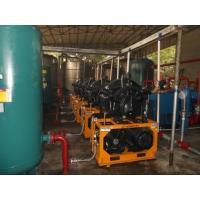 High Pressure Booster Air Compressor 30bar - 40bar For Blowing Machine