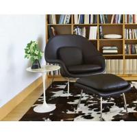 China Replica Retro Leather Lounge Chair Modern Contemporary Design Genuine Leather on sale