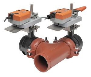 China groove butterfly valve-MSS groove type valve on sale