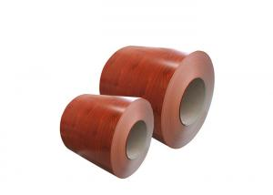 China Solid Colored Pvdf Coated Aluminum Coil O - H112 Temper With Fire Retardancy on sale