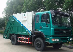 China Dongfeng 4x2 6cbm Garbage Compactor Truck DFA1080SJ11D3 Hydraulic Refuse Garbage Truck on sale