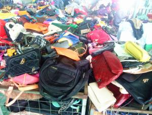 China The used bags for export to the world with the competitive price and good quality on sale
