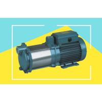 China Stainless Steel Multistage Horizontal Centrifugal Pump With 75M Max Head , 2.5HP on sale